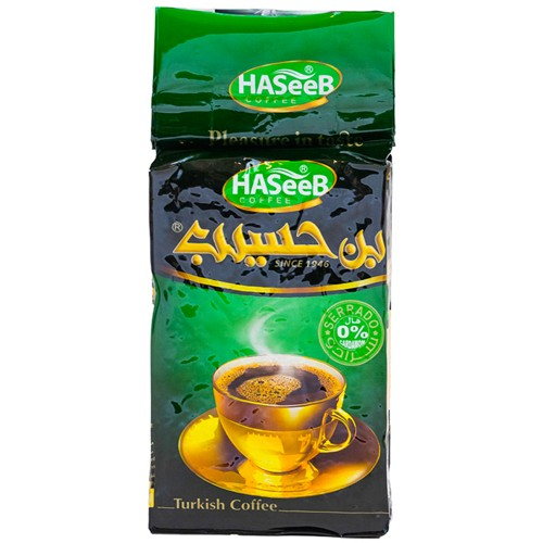 Káva HASeeB Cafe - Without Cardamom, 500 gr