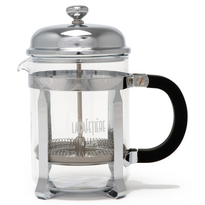 La Cafetiere - French Press Classic Chrome, na 4 šálky