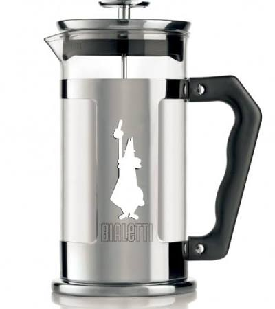 Bialetti - French Press Preziosa, na 8 šálků