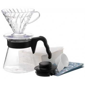 Sada Hario V60 Pour over Kit - dripper + konvička + filtry