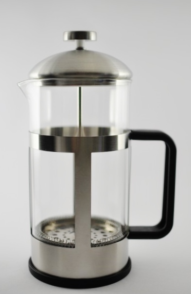 Dedra - XL nerezový french press, na 8 šálků