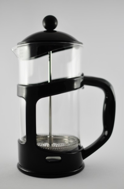 Dedra - XL černý french press, na 8 šálků