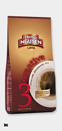 Hrubě mletá káva